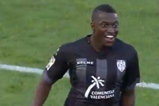 El Sevilla sigue tras los pasos de Diop