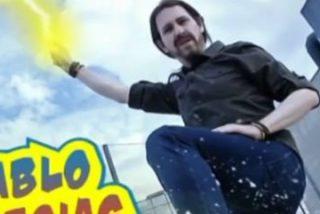 """El álter ego de Pablo Iglesias está que se sale: """"Os gusta Podemos, ¿eh? Normal, si somos la polla con cebolla"""""""