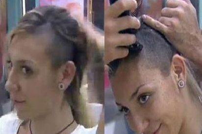 Gran Hermano 15: ¡Paula se rapa la cabeza! El nuevo cambio de look de la hawaiana