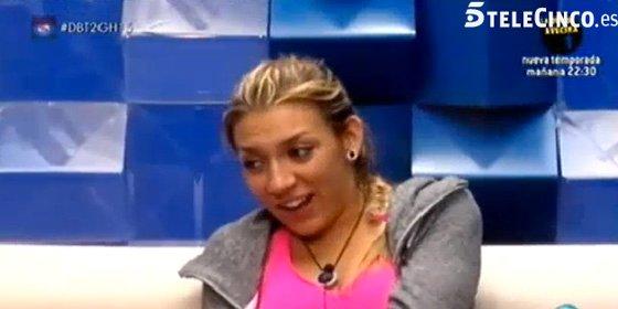 'GH15' se reinventa: Paula se echa un nuevo 'novio' mientras que su ex le hace la cobra a Lucía