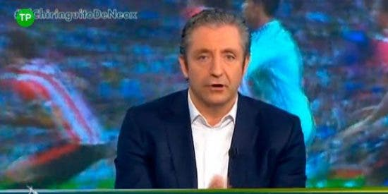 """Pedrerol se escandaliza con la prensa que pelotea a Casillas: """"¿Paradas milagrosas? Ya está bien"""""""