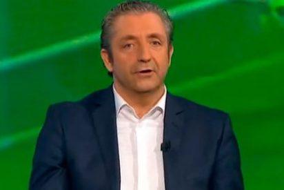 """Pedrerol responde a Artells (Mundo Deportivo): """"El que le lea y se crea lo que dice no es culé, es tonto"""""""