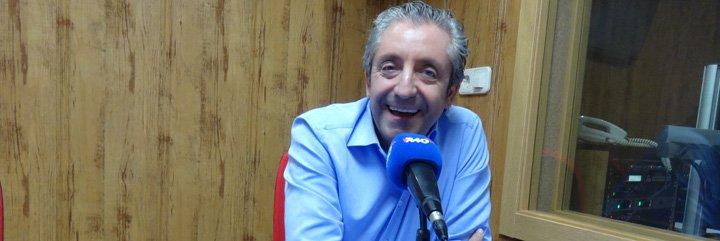 """Josep Pedrerol: """"En la prensa, si te metes con Mourinho eres valiente, pero resulta que Del Bosque es intocable ¿por qué?"""""""