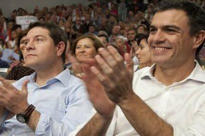 """Pedro Sánchez acusa a Rajoy de """"hibernar como un oso"""" en vez de gobernar"""