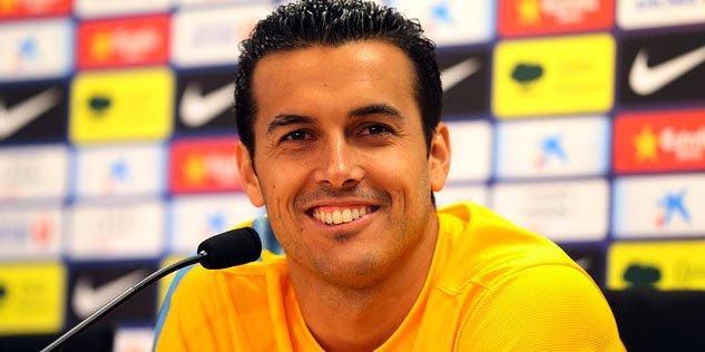 Pedro estuvo a un paso de fichar por el Arsenal en verano