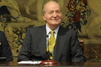 El Rey Juan Carlos retoma con fuerza su agenda oficial en los Premios de Economía