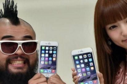 ¡Ahora resulta que el iPhone 6 te deja medio calvo y sin un pelo de la barba!