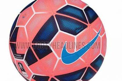 Nike sorprende con su balón rosa