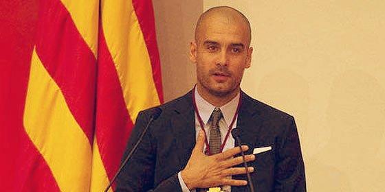 Guardiola manifiesta su intención de ir a votar en el referéndum independentista