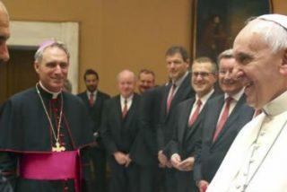 """El Papa rinde homenaje al """"jogo bonito"""" del Bayern de Münich"""