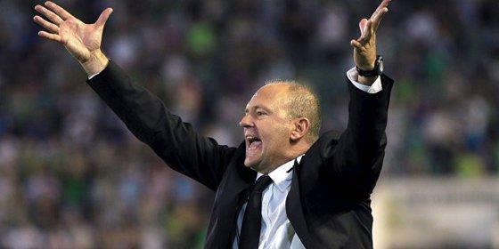 Pepe Mel no descarta volver al Betis