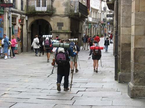 Prohibido comulgar en la catedral de Compostela