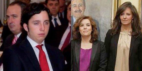 María González Pico, mano derecha de Soraya, fue la que descubrió al impostor Nicolás