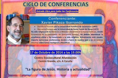 Ciclo de conferencias de X. Pikaza en A Coruña