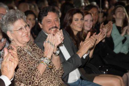 Pilar Bardem, homenajeada por sus hijos Carlos y Javier