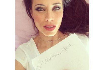 Pilar Rubio, al igual que Sergio Ramos, también se apunta a Instagram