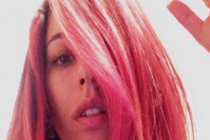 Blanca Suárez se tiñe el pelo de rosa