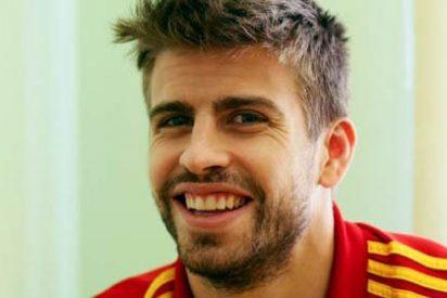 Insultan a Piqué en el entrenamiento con España