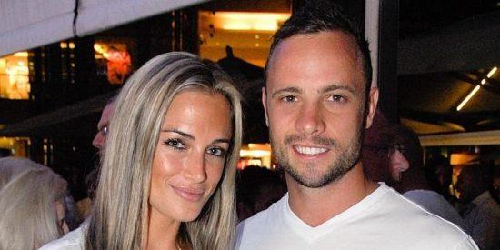 Rechazan 26.400 euros de Pistorius porque está manchado con sangre