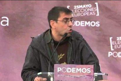 Una juez de Almería absuelve a Monedero en una falta de lesiones y dice que no le ve 'violento'