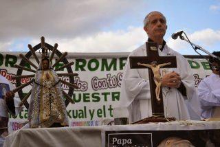 """Cardenal Poli: """"En la Argentina no podemos tener una miseria como la trata"""""""