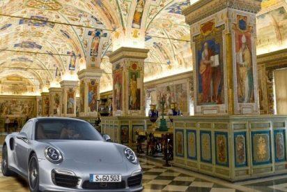El Vaticano niega explotar comercialmente la Capilla Sixtina