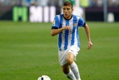 Portillo busca una salida del Málaga