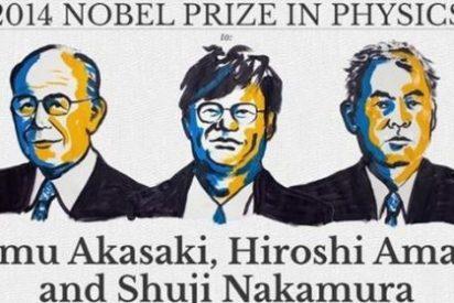 Nobel de Física para los inventores de las lámparas LED