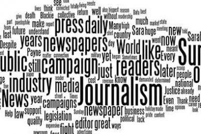 ¿Piensas que los medios de comunicación deben ocultar ocasionalmente información?