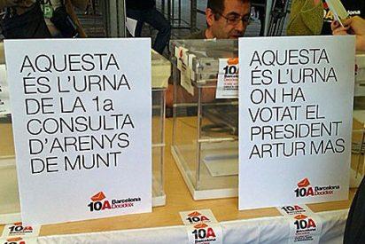 Artur Mas sopesa la opción '9N chusco': un simulacro de referéndum organizado por la ANC y Òmnium
