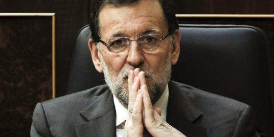 """A Rajoy no le llega la camisa al cuello tras la imputación de Acebes: """"Que la justicia reconozca a los inocentes"""""""