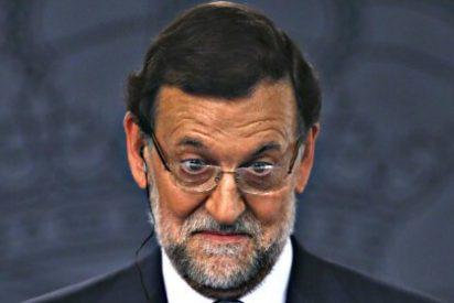 La falta de acción de Rajoy con la corrupción sonroja a su militancia