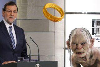"""El PSOE presenta a Rajoy como Sauron: """"Hay un anillo para controlarlos a todos, y está en La Moncloa"""""""