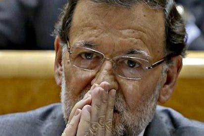 """Rajoy ya no tiene ni abuela: """"Esperanza Aguirre se ha equivocado, como yo. Y como todos los que estamos aquí"""""""