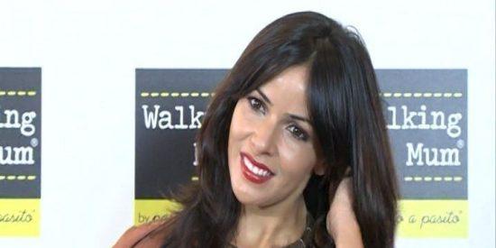 Raquel del Rosario regresa a los Ángeles junto con su marido y su hijo