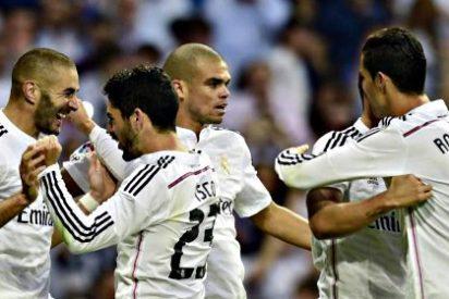 El Real Madrid acompleja al Barça, le casca un 3-1 inapelable y se queda a un punto en la Liga