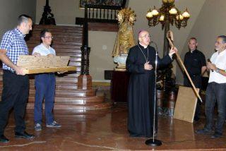 Cañizares invita a la misa de su toma de posesión a ocho ancianos sin recursos