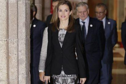 Reina Letizia presenta la guía 'Cuídate Corazón'
