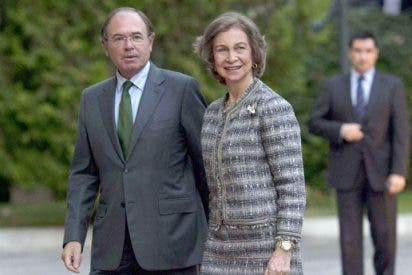 La Reina Sofía no falta a los Premios Íñigo Álvarez de Toledo