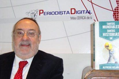 """Alfredo Relaño: """"Los cuarenta, la edad de hierro del franquismo, fue la peor década del Real Madrid"""""""