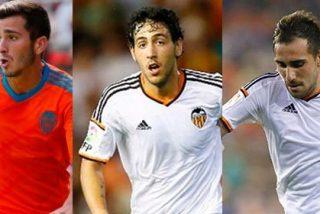 El Valencia se apresura para renovar a tres de sus pilares