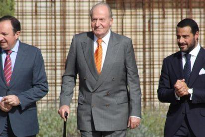 El Rey Juan Carlos inaugura el Castillo de Ygay