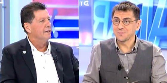 """Alfonso Rojo a Monedero: """"Queréis controlar a los medios y ..."""