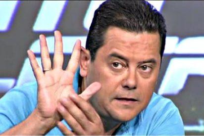 Tomas Roncero explota contra la prensa culé y manda un mensaje desde 'El Chiringuito'