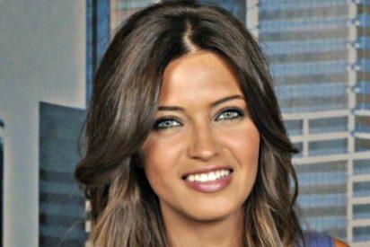 La bella Sara Carbonero, a pesar de las pifias de Iker Casillas, está radiante