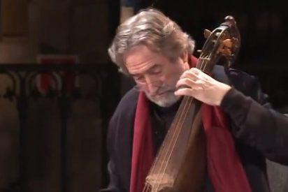 """Savall rechaza el Premio Nacional de Música por el """"desinterés"""" cultural del Gobierno"""