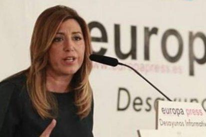 Susana Díaz presentará un plan de empleo ante el Gobierno y la UE