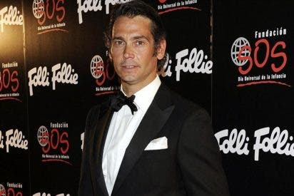 Sebastián Palomo Danko está feliz por la boda de su ex, Olivia de Borbón
