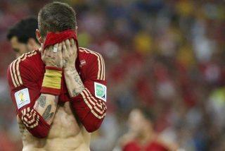 Ramos podría abandonar la concentración de España