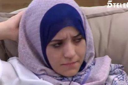 """Espeluznante llamada de la madre de Shaima ('GH15') a 'Sálvame': """"Mi hija es un poquito 'macho'"""""""